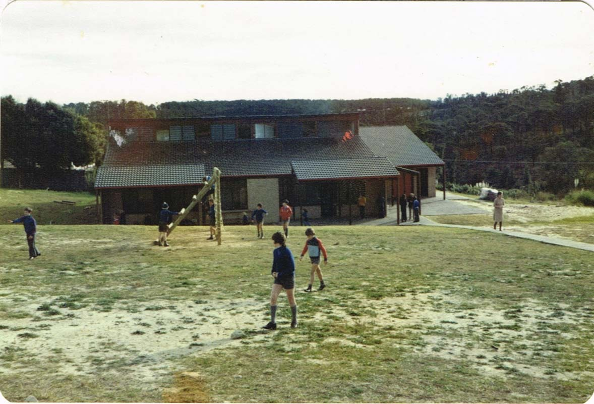 Covenant Christian School early years