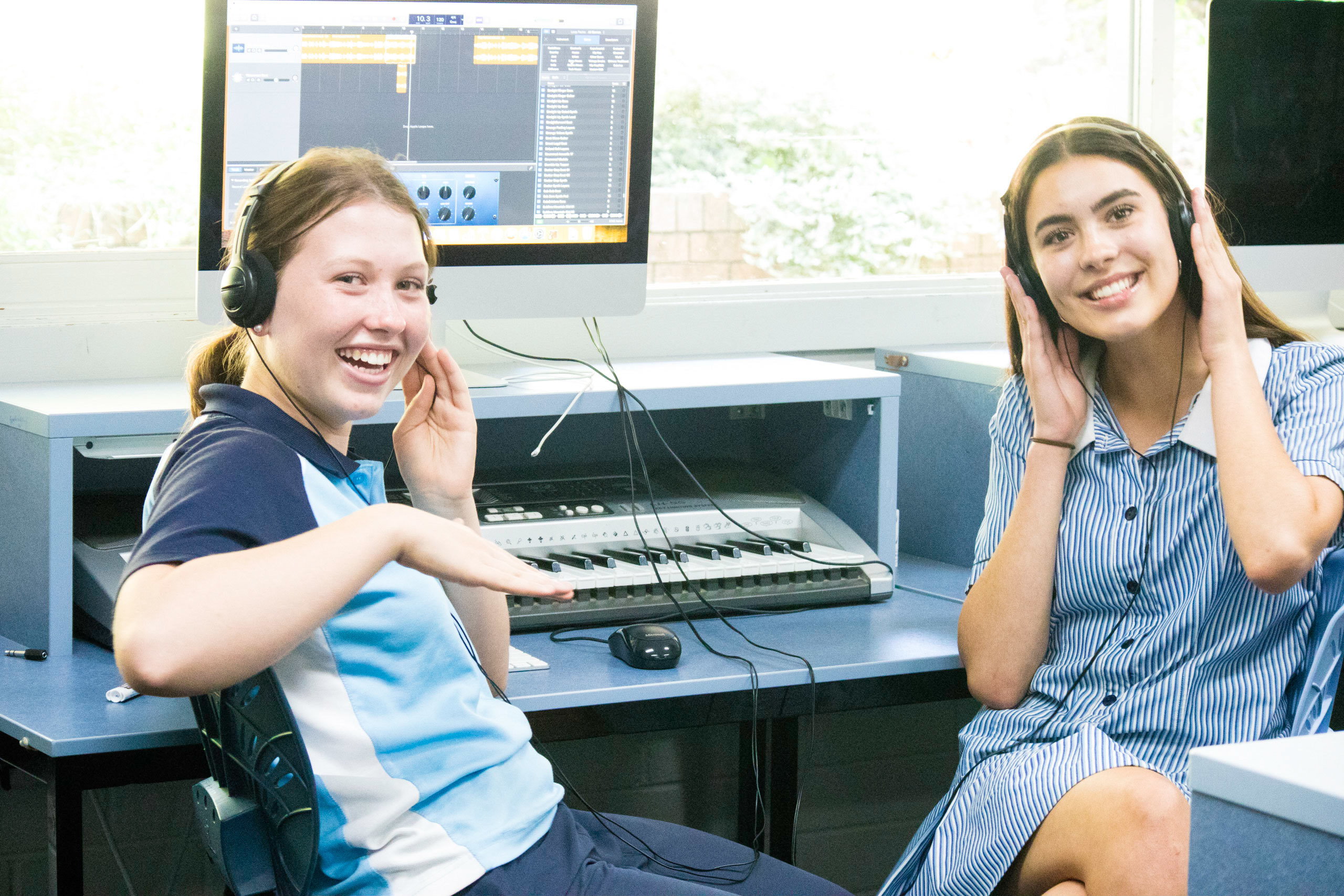 Music Labs enhance learning at Covenant
