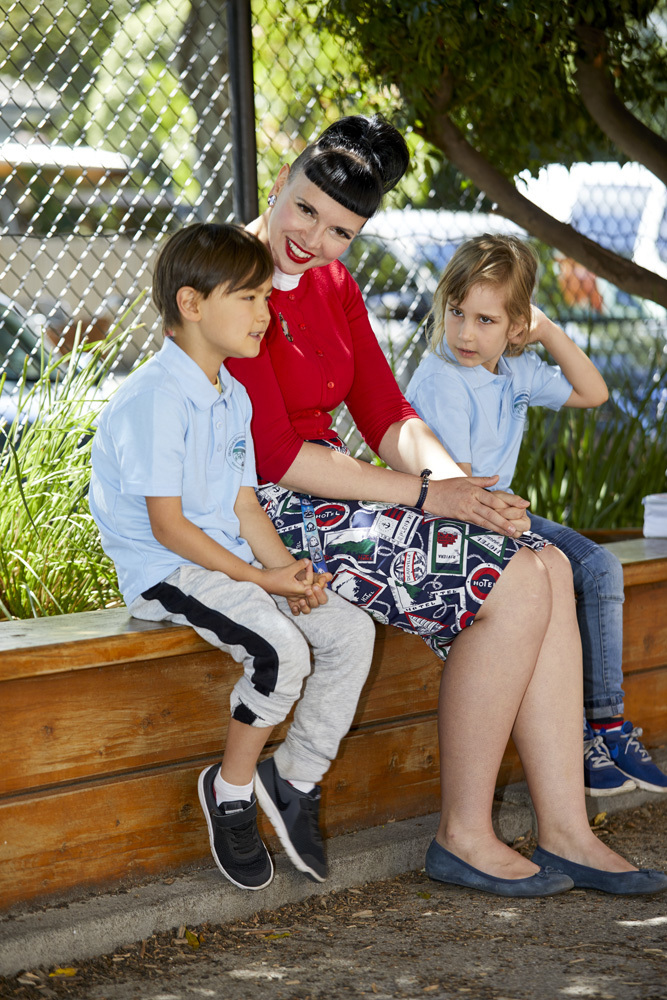 Deutsche Schule Melbourne - Principal - Bernice Ressel