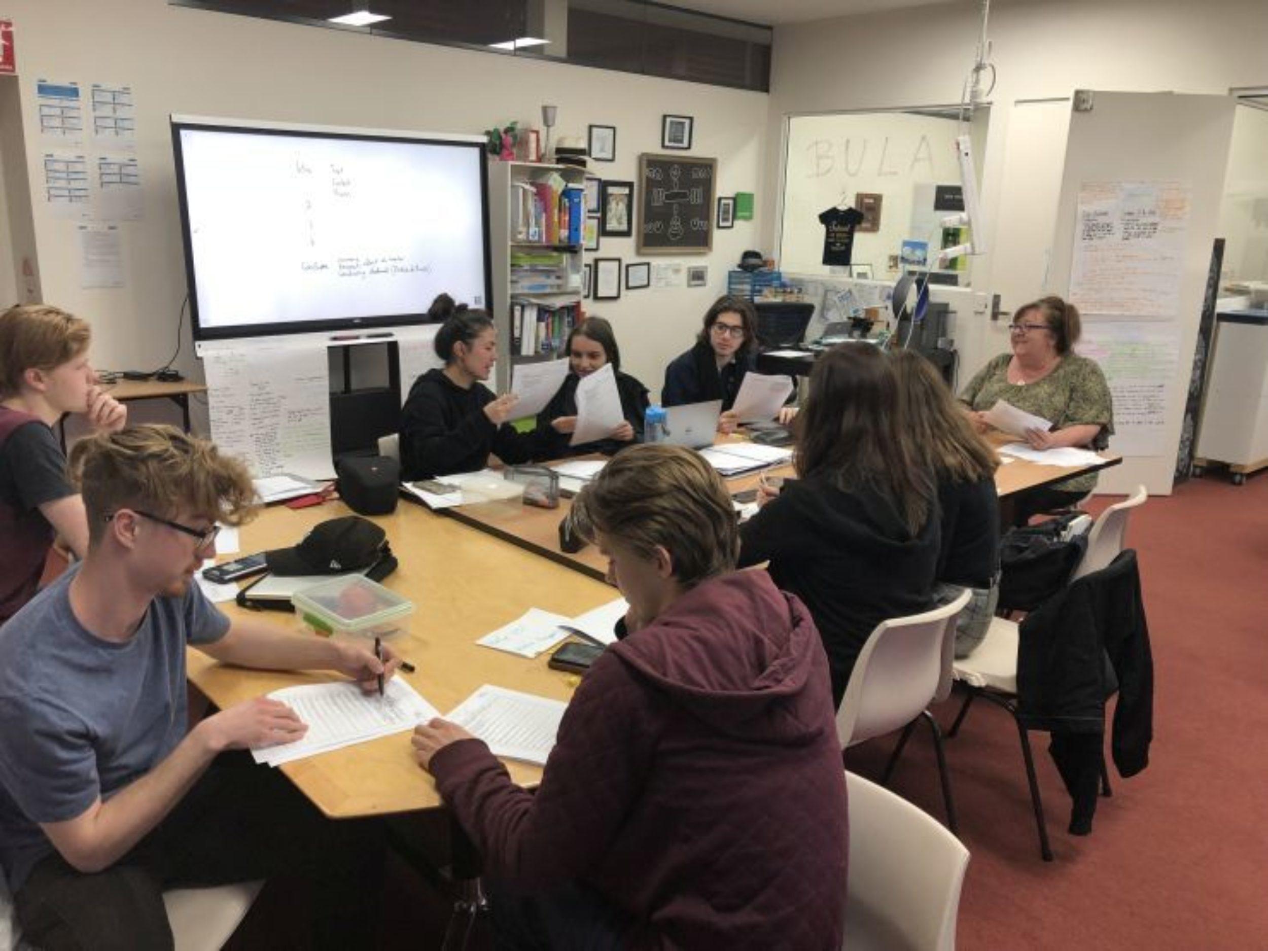 Senior School (IBDP) | German International School Sydney