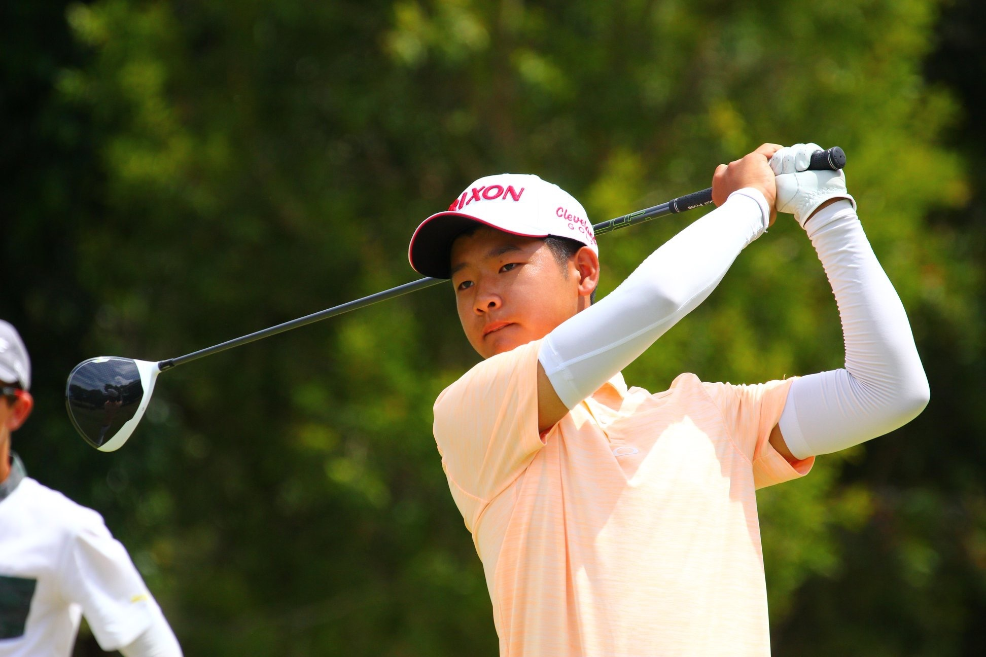 Daniel Cho takes out the Greg Norman Junior Masters Golf Tournament