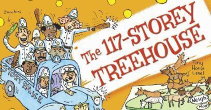 117 Story Treehouse!!!