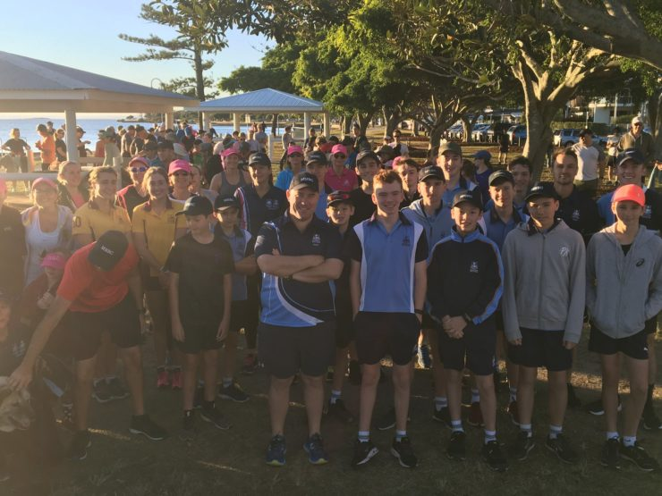 The Wynnum Park Run - every Saturday