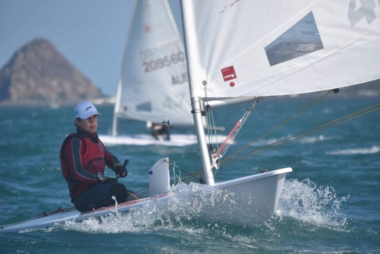 MBBC sailors kick off sailing season with fantastic results.