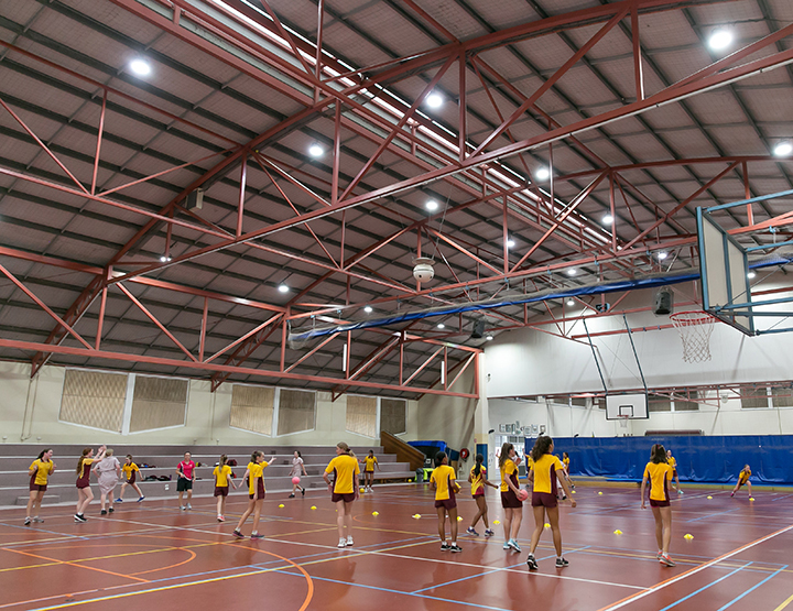 Waller Sports Centre