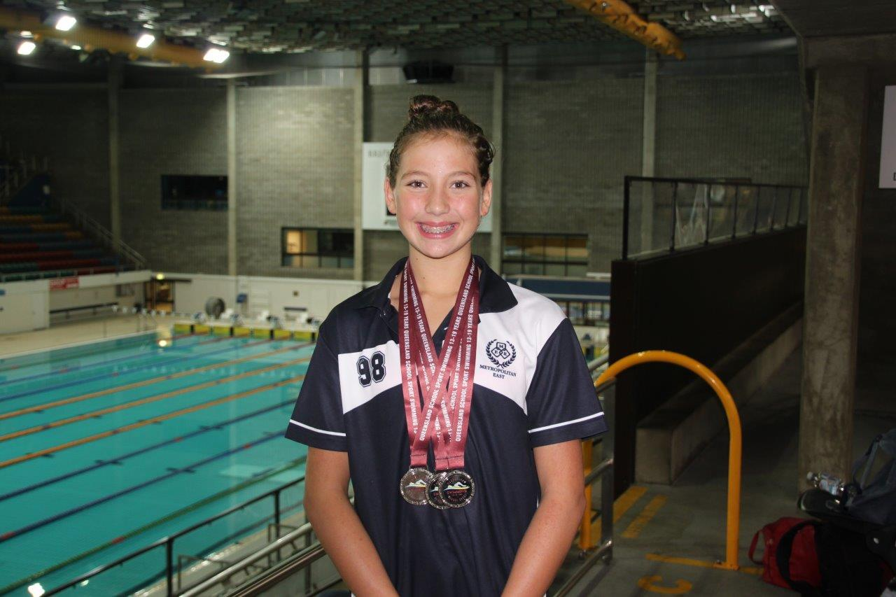 ​MBC girls shine at State and National events