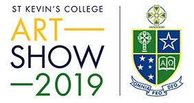 St Kevin's Art Show 2019 Logo
