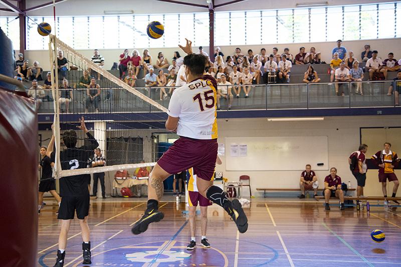 SPLC Volleyball